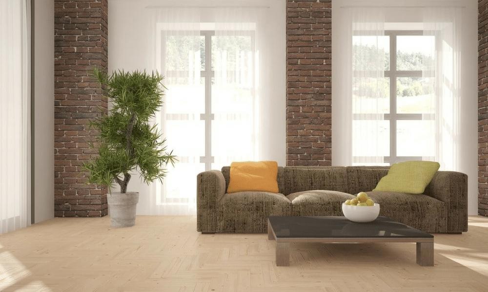 עיצוב קירות הסלון - ר.ב שיפוצים