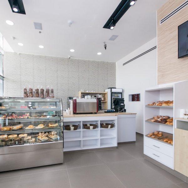 שיפוץ חנות – הונגריה מתוקה בבאר שבע